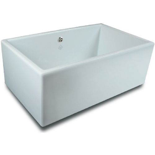 Shaws Shaker 800 Single Ceramic Sink